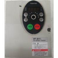 Toshiba  VFS11-4015PL-WP (R5) *Missing front knob*