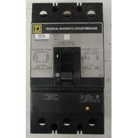 Square D KAL362258002 thermal-magnetic circuit breaker  225Amp