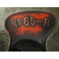 """Rigid 65-R 1""""-2"""" rachet pipe threader  W/ Rigid TRIstand 40-A"""