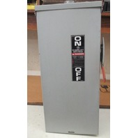 GE TG4323R  safety switch Model 8 100A 240Vac/250Vdc