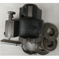 Hardinge HV-5C index fixture *parts* (with matching tailstock t-4)