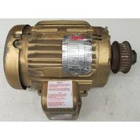 Baldor EM3584T    1 1/2 Hp electric motor
