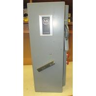 Allen Bradley 712-160D-16 Bulletin 712 Combination Starter