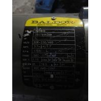 BALDOR VM3546 AC MOTOR 1 Hp Sew Eurodrive K66LP SPEED REDUCER