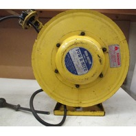 Aero-Motive Cable Reel  Model #228AH  10amps  600V