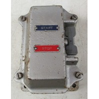 Square D 9001-GR-206 explosion proof control station