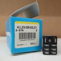 Allen Bradley Photoswitch 8-670  Series B (Lot of 2)