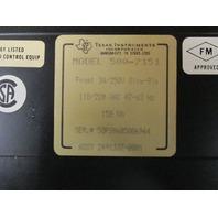 Texas Instruments 500-2151 power supply