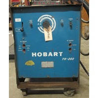 Hobart TR250 Arc welder  on cart.