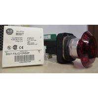 Allen Bradley 800T-FXJQ10RD2P Series T Illuminated push button