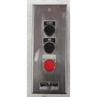 GE three button control CR2943