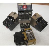 Allen Bradley Convertible Contact Control Relay Type P  700-P400A1 Series A (Lot of 5)