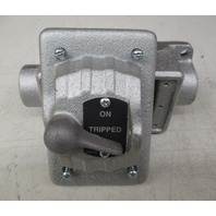 Crouse-Hinds DS199 Feraloy Iron Alloy for Standard ON/OFF Operation
