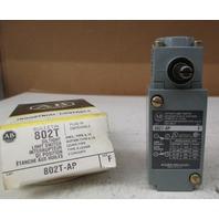 Allen Bradley 802T-AP Series F Oiltight limit switch