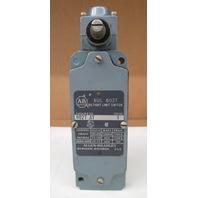 Allen Bradley Oiltight Limit Switch 802T-AT Series 1