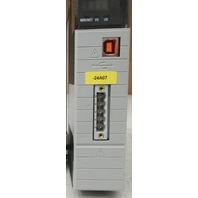 Allen-Bradley ControlLogix 1756-DNB DeviceNet comms module Series E *broken clip*