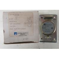 russellstoll receptacle 8004 30A-250V 20A / 600 VAC NIB