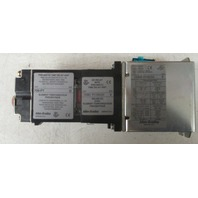 Allen Bradley DC Relay 700-P200Z24 Ser. D With Pneumatic Time Delay unit 700-PT Ser.D and 700DC-PT200Z24 Ser.D