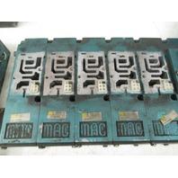 MAC Model 82A-0A-BKA Solenoid Valve Manifold Block 82A-OA-BKA (Lot of 35)