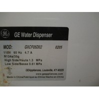 GE GXCF05D02 Water Dispenser