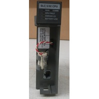 Allen Bradley SLC 500  Processor Unit  1747-L524 Series C  FRN: 6