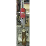 milwuaukee dymodrill core drill 4096 with dymo rig 4120 and meter box 48-51-0120