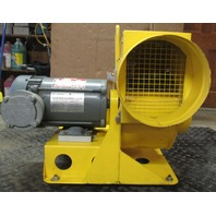 Air Systems International Blower Assembly SVB-E8EXP with 3/4 HP 115V Explosion Proof Dayton Motor