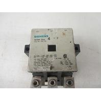 Siemens CXL FO Size 4 contactor