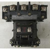 Allen-Bradley 500-B0D93 size 1 Contactor Ser B
