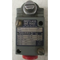 Square D 9007 B52B2 Ser.B limit switch