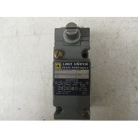 Square D 9007 C62B2 Ser.A limit switch