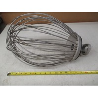 Hobart 60 quart whisk mixer attachment