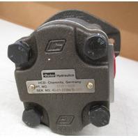 Parker 3329111009 Hydraulic pump