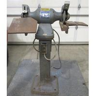 Baldor 8123W Pedastal Grinder  3/4 HP