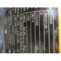 Baldor  VL3609T Industrial Motor  3 HP