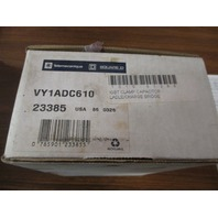 NIB  Square D VY1ADC610 IGBT Clamp Capacitor