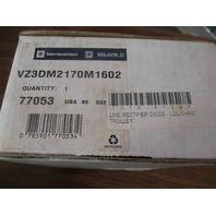 **NIB**  Telemecanique VZ3DM2170M1602 line rectifier diode