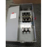 Challenger HD364SNC 200 amp 600V Safety Switch