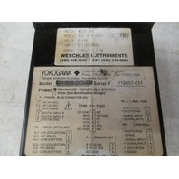 Yokogawa digital panel meter  820-00-0-DCV4/M