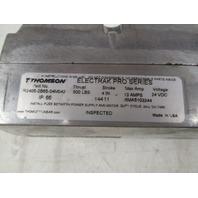 THOMSON PR2405-2B65-04M042 ELECTRACK PRO SERIES LINEAR ACTUATOR DC