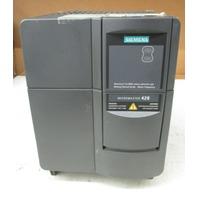 Siemens Micromaster 420 6SE6420-2AD25-5CA1 380-480V 5.5kW