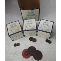 Various Lot of Merit Power-Lock Abrasive Disc 24 boxes total