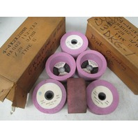 **Lot of 6**  RA602-112-VA3 Type 6  Radiac Grinding Wheels (1 used 5 NIB)