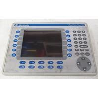 Allen Bradley Panelview Plus 700  Color/Key/Touch Display Module 2711P-RDB7C Series D