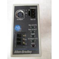 Lot of 2  Allen Bradley 1203-GD1 module