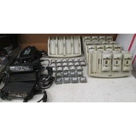 Symbol Barcode scanning equipment 6 Power Supply; 7 docks; 19 chargers & 25 batteries