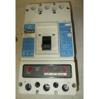 Westinghouse Series C Industrial circuit breaker KDB35K  250 AMP  3P 600VAC