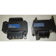 GS Hevi-Duty 0.5 KVA Control Transformer Type SBW Cat No. W500N  **Lot of 2**