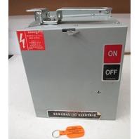 GE BUS PLUG 30 AMP FLEX-A-PLUG #DE321R 240V
