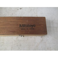 "Mitutoyo Micrometer Standard 22"" 167-162"